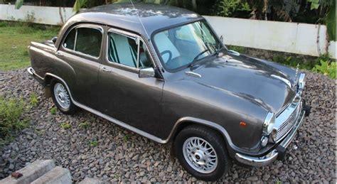fully restored 1961 model Hindustan Ambassador - Team-BHP