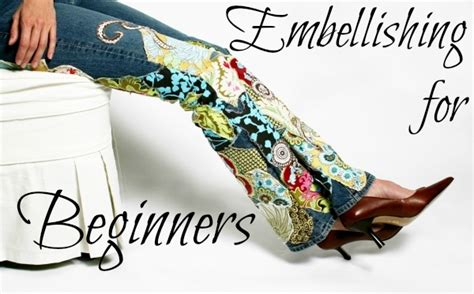 Embellishing For Beginners  Blissfully Domestic. Sample Resume Objectives For Any Job. Best Sales Resume Samples. Supply Chain Management Skills For Resume. Traits To Put On A Resume. Sr Project Manager Resume. Sample Resume Objective Entry Level. Security Objectives Resume. Resume With Salary Requirement