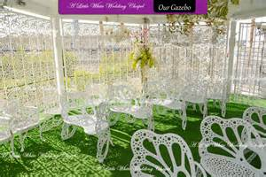a white wedding chapel our gazebo a white wedding chapel las vegas nv