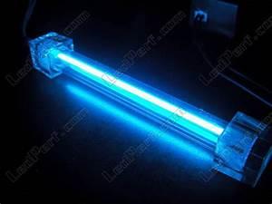 Blue neon 10cm 12V
