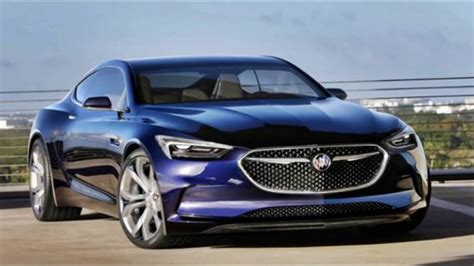 Best Buick Cars by 2020 Buick Grand National Cost Engine And Release Date