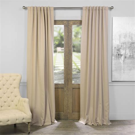 120 Inch Blackout Curtain Panel by 2066boch 151304 120