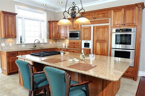 kitchen island with oven 25 spectacular kitchen islands with a stove pictures 5216