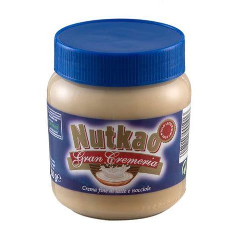 Vaso Nutella Vaso Gran Cremeria 350g Crema Al Latte E Nocciole