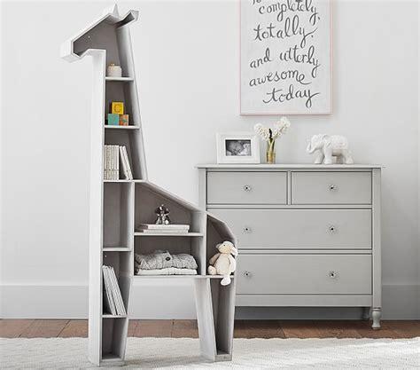 Giraffe Bookcase by Giraffe Shelf Pottery Barn