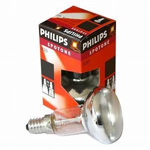 Glühbirne E14 25 Watt : 3 x philips reflektor gl hbirne spotone r50 25w 25 watt gl ~ Watch28wear.com Haus und Dekorationen