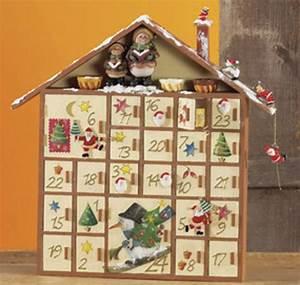 Calendrier De L Avent Maison : rayher 98000452 12 31 calendrier de l 39 avent maison en bois ~ Preciouscoupons.com Idées de Décoration