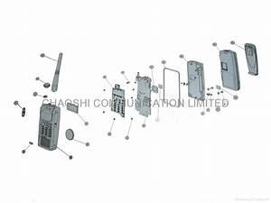 Two Way Radios Housing For Motorola Gp340