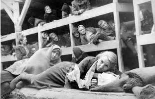 Image result for 1940 - The Nazis opened their concentration camp at Auschwitz