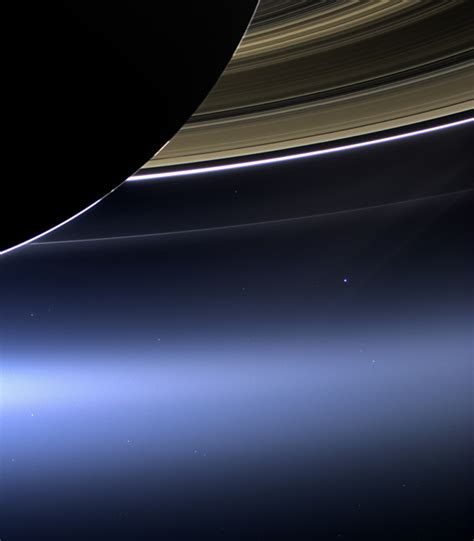 Pale Blue Dot Thediagonal