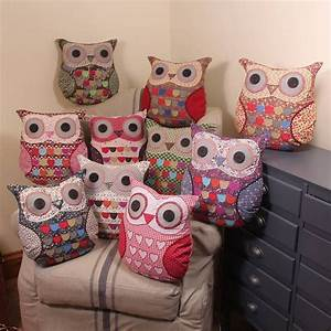 Owl Pillow Pattern Google Search Creative Crafty And