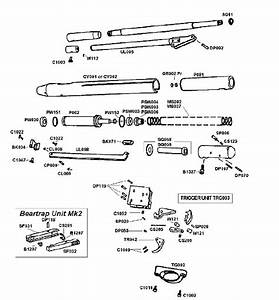 Product Schematics For Air Arms Tx200 Hc