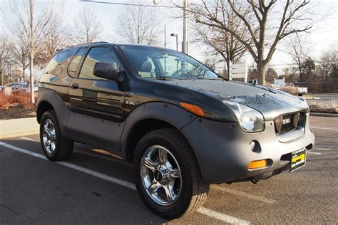 2001 Isuzu Vehicross 2001 isuzu vehicross for sale on bat auctions sold for
