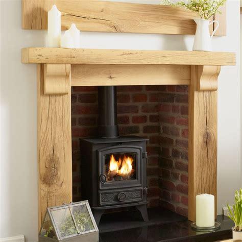 wood shelf brackets floating wood shelf oak surround oxford solid rustic beam