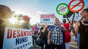 Broward County officials ordered to release uncounted ...