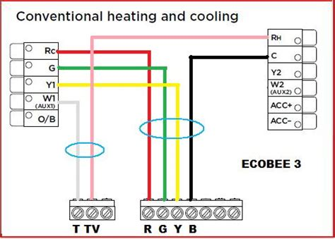 combining ac  heat thermostats   doityourself
