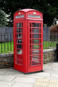 Free Images   City  England  English  Phone Booth