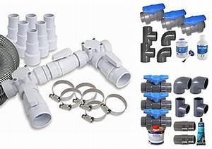 By Pass Piscine : accessoire pompe chaleur kits by pass piscine pas cher ~ Melissatoandfro.com Idées de Décoration