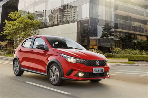Fiat Brazil by New Fiat Argo Officially Launched In Brazil 35 Pics