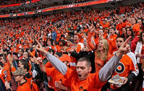 flyers fans prove     disgraceful fans