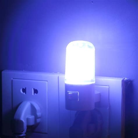 Aliexpresscom  Buy 1pc Bedroom Night Light Lamp Us Plug