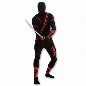 2nd Skin Ninja Costume - Spandex Ninja Costumes - Skin ...