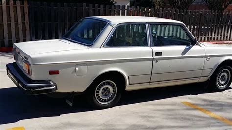 Volvo 242 Dl California Special For Sale
