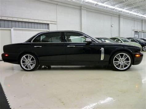 2009 Used Jaguar Xj Series Super V8 Portfolio At Luxury