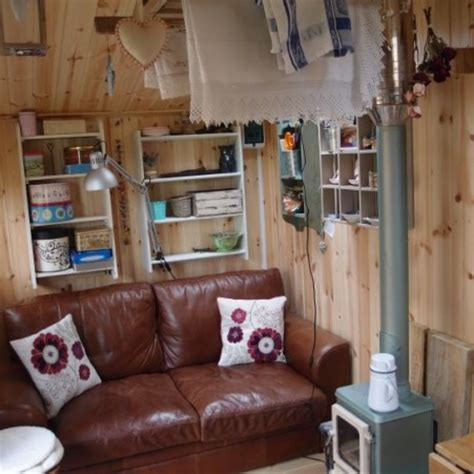 small wood stove for shed the she shed the small space of your own