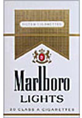 carton of marlboro lights marlboro gold lights cigarettes