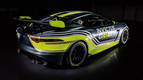 Jaguar And Invictus Games Are Going Racing In The British