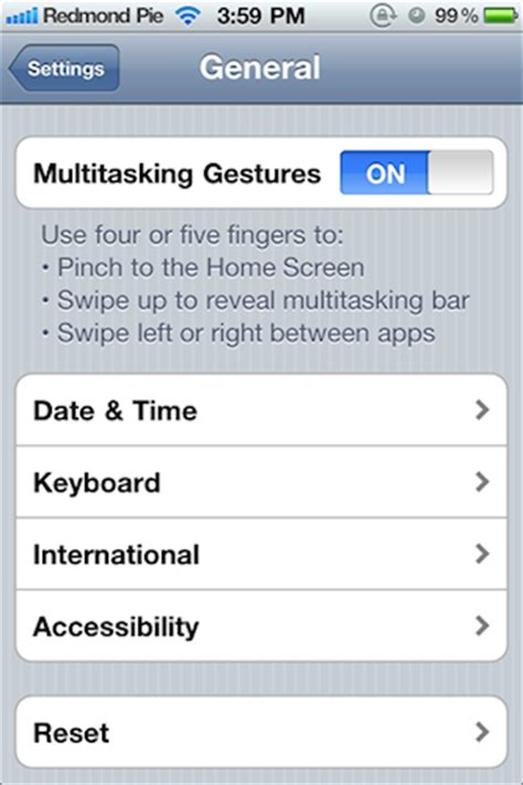 how to use gestures on iphone cydia tweak activates multitasking gestures on iphone How T