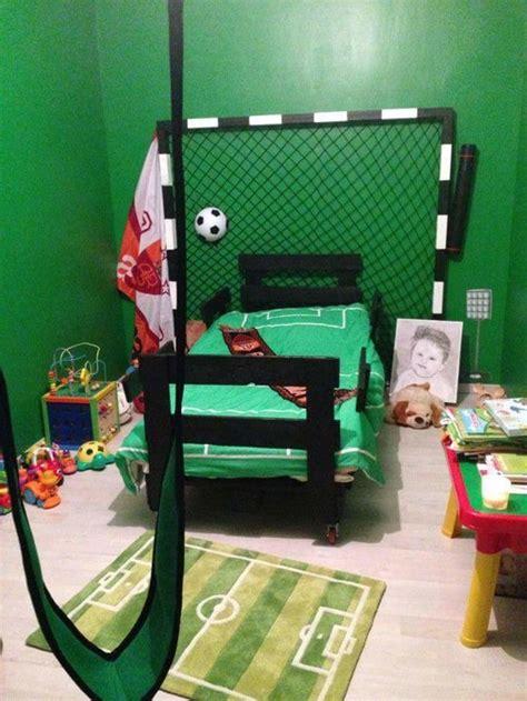 chambre palette bois chambre enfant