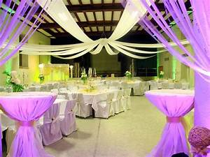 Need ideas for reception hall wall decorations wedding