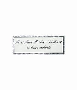Etiquette Boite Au Lettre : gravure plaque boite aux lettres format standart prix discount ~ Farleysfitness.com Idées de Décoration