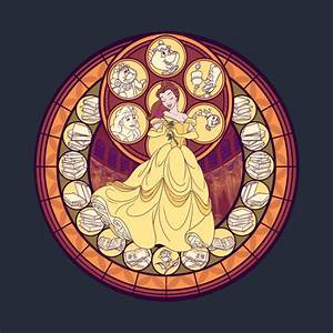 Beauty and the Beast - Belle T-Shirt - The Shirt List