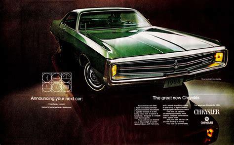 Chrysler Advertising by 1969 Chrysler Ad 01