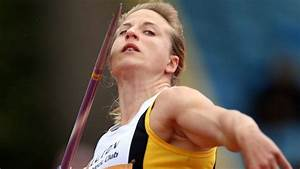 Joanna Blair  Great Britain Javelin Thrower Banned For Four Years