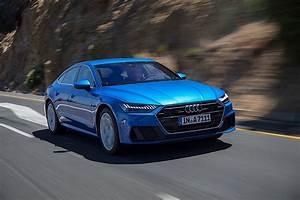 Audi A7 Coupe : audi a7 sportback specs 2017 2018 autoevolution ~ Medecine-chirurgie-esthetiques.com Avis de Voitures