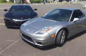 how does the new acura nsx compare to the original find