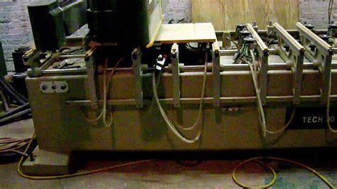 tech  super pod rail woodworking cnc machinery scmi