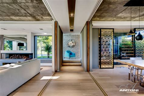 Modern Interiors Of Pearl Valley 276 By Antoni Associates