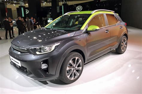 KIA Car :  New Kia Stonic Joins The Compact Crossover