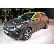 Stonic Boom New Kia Joins The Compact Crossover