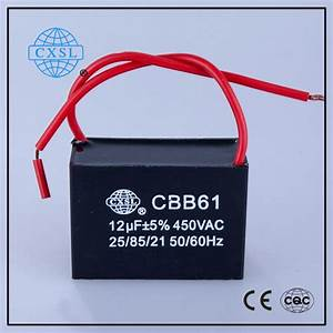 China Ceiling Fan Wiring Diagram Capacitor Cbb61 Motor