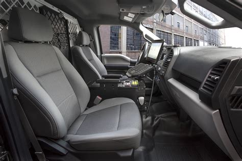 ford   ssv seats interior  fast lane truck