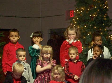 christmas concerts for preschoolers a preschool concert 114