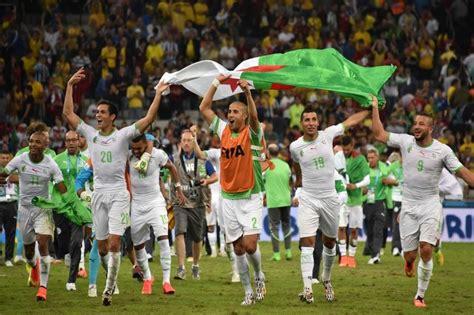 coupe du monde  alger celebre la victoire