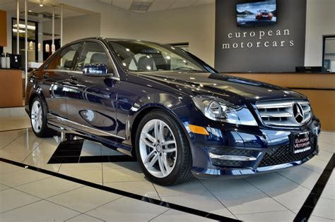 Request a dealer quote or view used cars at msn autos. 2013 Mercedes-Benz C-Class C 300 Sport 4MATIC for sale ...