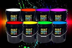 Neon Paint Gallery